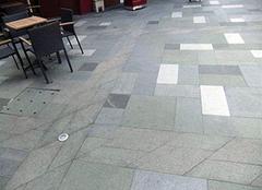 地面铺装材料选购方法及其注意事项