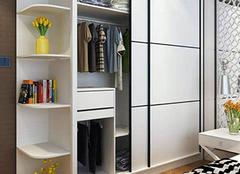 四款卧室柜子样式 你钟爱哪一款?