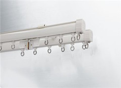 窗帘轨道的测量及安装方法介绍