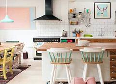 半封闭厨房吧台设计五大注意事项