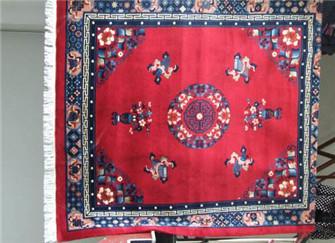 手工地毯编织工艺流程