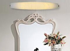 卫生间镜前灯高度及其安装注意事项