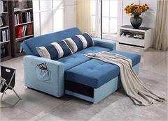 双人沙发床选购知识 好质量选对是关键