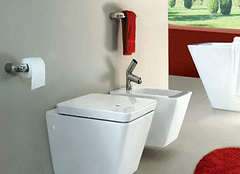 挂壁式马桶选购技巧 让浴室变得极致简洁