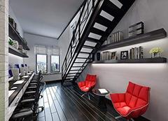 各种钢架楼梯制作样式详细介绍