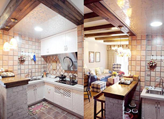橱柜设计风格助你生活美满!