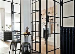 玻璃门分类介绍 让居室尽显剔透之美