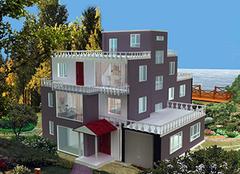 阳光别墅设计注意事项 让阳光留住你内心的温暖