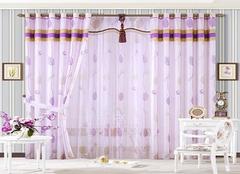 窗帘洗涤窍门,整洁美观不变形!