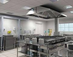 饭店厨房设计要点 省心省力的装修攻略