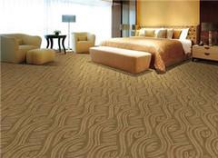 客厅地毯材质用什么好?