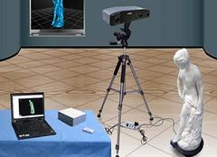 三款值得推荐的三维扫描仪