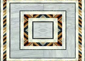 拼花地砖五大选择技巧 让它美的更精'质'