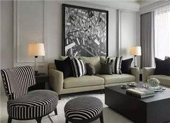 室内装饰画空间搭配技巧 让你的家充满艺术感