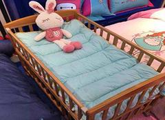 挑选婴儿床床垫的三个误区 很多人第一条就犯了