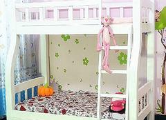 带滑梯儿童床尺寸大全 供大家参考!