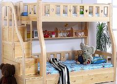 如何选购实木双层儿童床 设计者为你提供技巧!