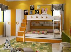 怎么选购双层儿童床的床品 小编给你支招!
