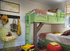 二孩时代儿童床选购绝招亮相