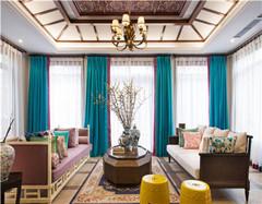 东南亚风格搭配指南 营造舒适美家