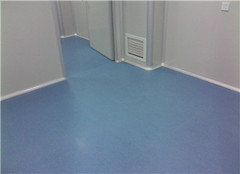塑胶地板优点介绍