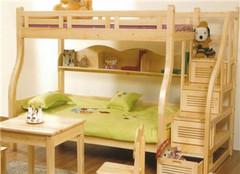 双层儿童床类型介绍 按需选购合心意!