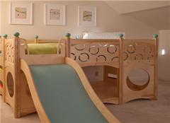滑梯儿童床选购五大原则 还孩子一个优质睡眠