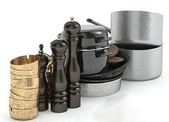 家中常用厨房用具有哪些