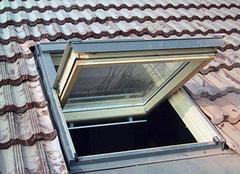 阁楼天窗好处那么多 安装注意事项也不少