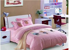 儿童床上用品选购注意事项 选床上用品有讲究