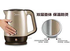 使用美的电热水壶必知的日常知识