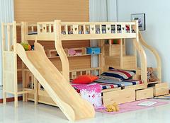 选购双层儿童床尺寸 注意两点!