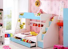 设计师介绍不同类型双层儿童床
