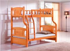 三种风格双层儿童床让孩子梦想成真