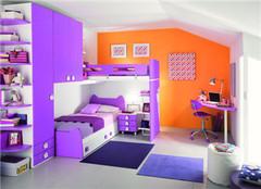 可爱儿童床设计风格有哪些 虎妈要重视!