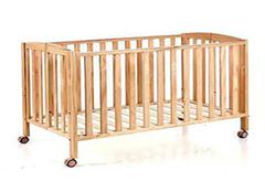 折叠式婴儿床 一款可以带出门的床