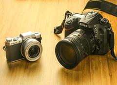 微单相机与单反相机,你更倾向哪一款?