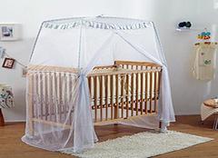 婴儿床蚊帐的作用以及安装方法 宝妈必看!