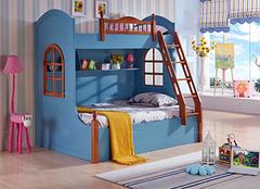 了解喜梦宝双层儿童床购买须知 迎接二胎不可少