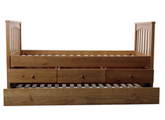 欧式实木儿童床哪些品牌比较好 舒适小窝真温馨