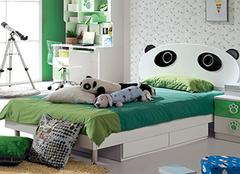 红苹果家具儿童床产品特点 助孩子安稳入睡