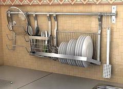 厨房收纳有妙招 教你打造干净整洁的厨房