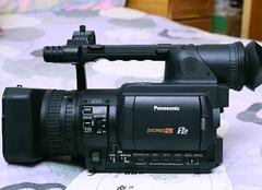松下磁带摄像机—松下AG-HVX203AMC详解