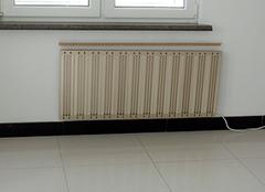 外挂式家用电暖气的优点 合理搭配更显温馨舒适