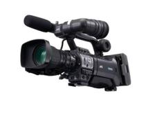 杰伟世专业4K摄像机 给你更好的视觉盛宴