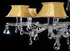 玻璃艺术壁灯选购方法 给你不一样的夜晚