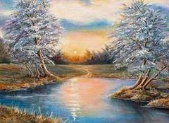 油画 让生活更有艺术范