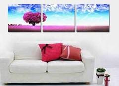 选好客厅装饰画 装潢上去不止一个层次