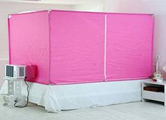 空调蚊帐是什么 空调蚊帐的结构