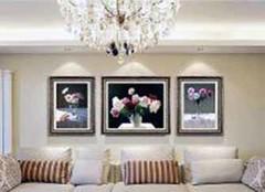 不同功能的房间 装饰画该如何选择